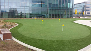 commercial synthetic turf installers